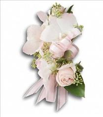 Photo of Beautiful Blush Corsage - T196-3