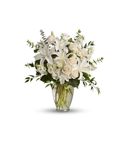 Photo of flowers: Dreams From the Heart Bouquet T208-1