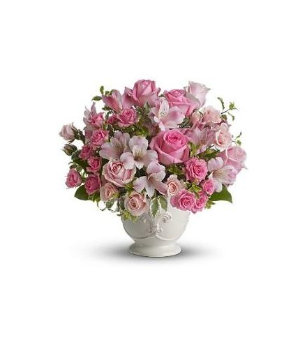 Photo of flowers: Pink Potpourri Bouquet