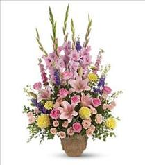 Photo of Ever Upward Bouquet  - T218-1