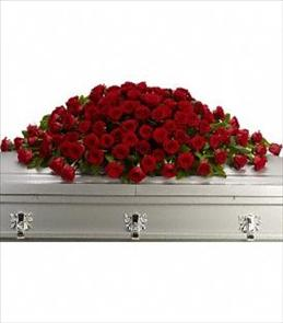 Photo of Greatest Love Casket Spray - T223-1