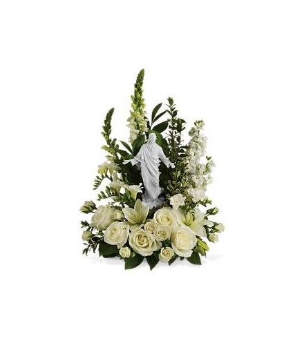 Photo of flowers: Garden of Serenity Bouquet