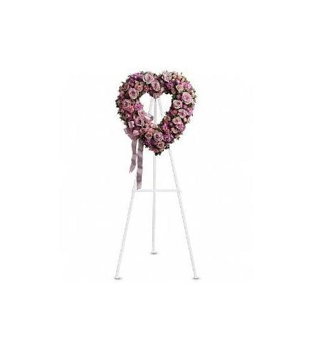 Photo of flowers: Rose Garden Heart