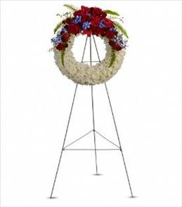 Photo of Reflections of Glory Wreath - T241-1
