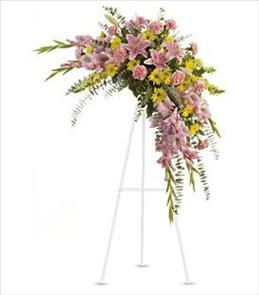 Photo of Sweet Solace Easel Spray - T249-1