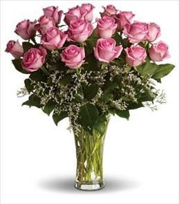 Photo of Make Me Blush Pink Roses  - T4-1