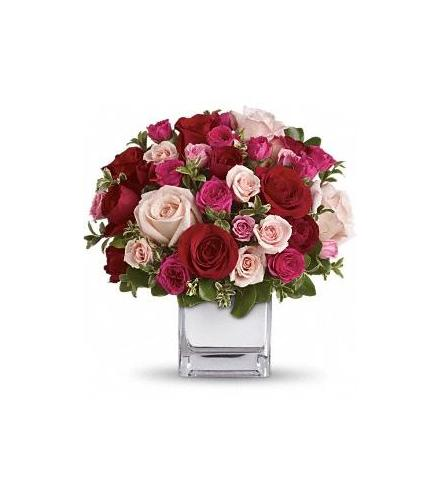 Photo of flowers: Love Medley Bouquet