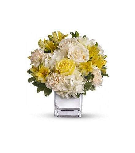 Photo of flowers: Sweetest Sunrise Bouquet