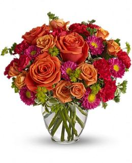 Photo of flowers: How Sweet It Is in Vase