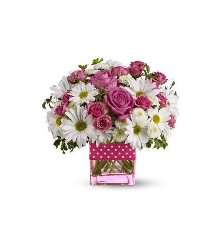 Photo of flowers: Polka Dots and Posies