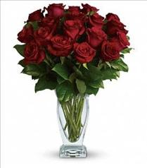 Photo of Teleflora's Rose Classique Vased  - T65-2