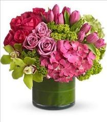 Photo of New Sensations Floral Design - T82-3
