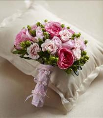 Photo of The FTD Pink Profusion Bouquet - W14-4649