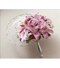 Photo of The FTD Sparkle Pink Bouquet - W16-4660