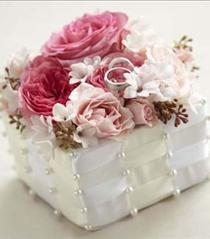 Photo of The FTD Flower Jeweled Ring Box - W17-4661