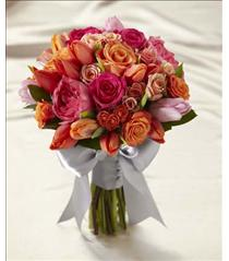 Photo of The FTD Sunset Dream Bouquet - W22-4679