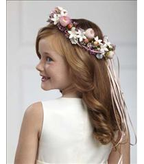 Photo of The FTD Lila Rose Headpiece - W23-4676
