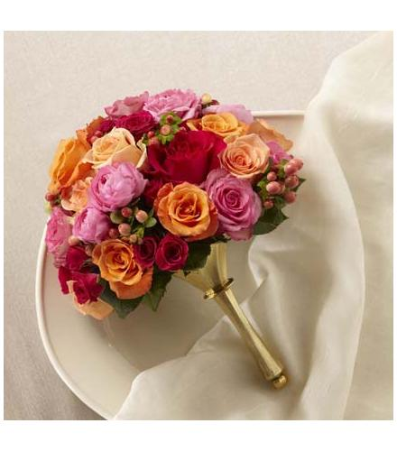 Photo of flowers: The FTD Bright Promise Bouquet