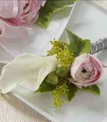 Photo of The FTD Enchantment Boutonniere - W30-4698