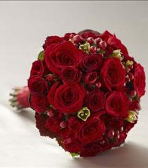 Photo of The Heart's Promise Bouquet - W52-4754