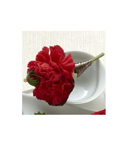 Photo of flowers: Carnation Boutonniere