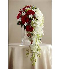 Photo of The FTD Here Comes the Bride Bouquet - W55-4755