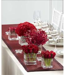 Photo of The FTD Modern Grace Centerpiece - W57-4767