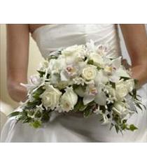 Photo of The FTD White on White Bouquet - W9-4622