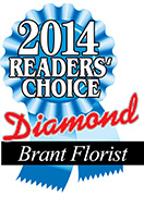 2014 Burlington Post Readers Choice Award Logo