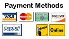 Payments icons