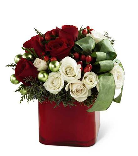 The ftd merry bright bouquet christmas catalog